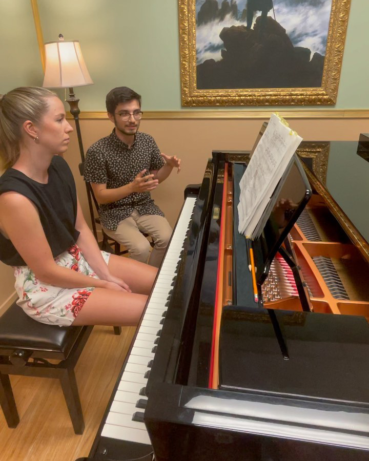 In Person Piano Lessons Vancouver